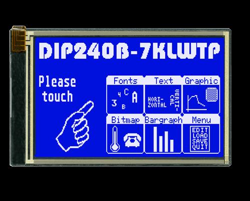 128x240 DIP Graphic Display