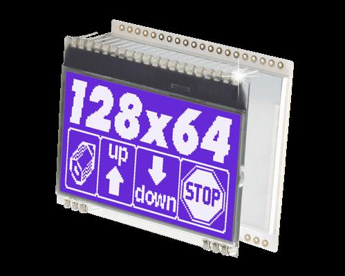 128x64 DOG Graphic Display