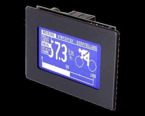 """2.8"""" Serial HMI Graphic display"""