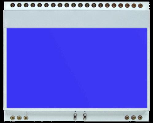 LED backlit BLUE for EA DOGM128-6