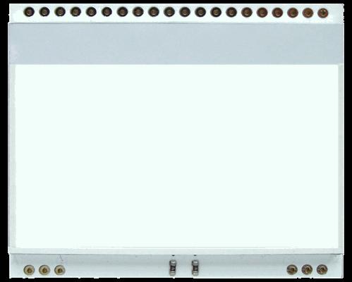 LED backlit WHITE for EA DOGM128-6