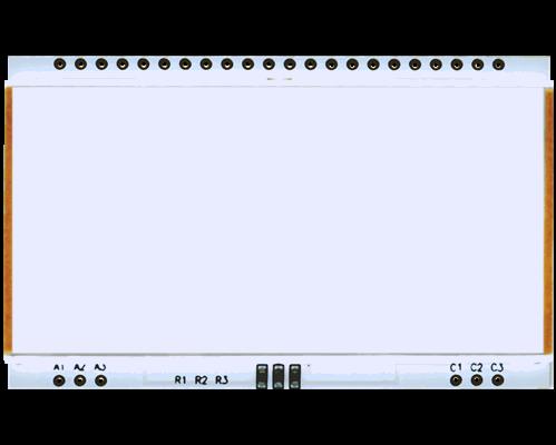 LED backlit WHITE for EA DOGM204-A