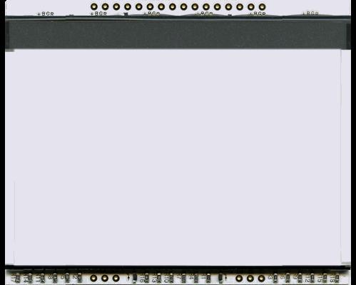 LED backlit unit WHITE for EA DOGXL160-7