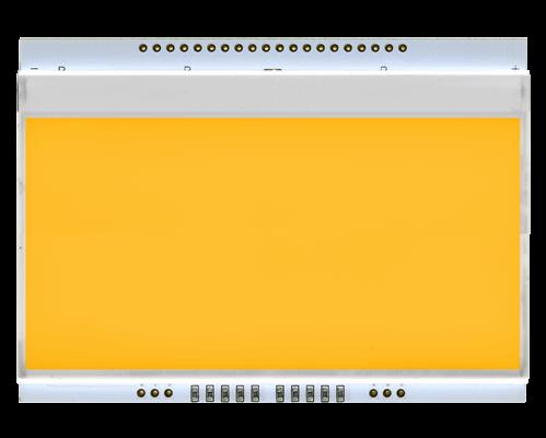 LED backlit unit AMBER for EA DOGXL240-7