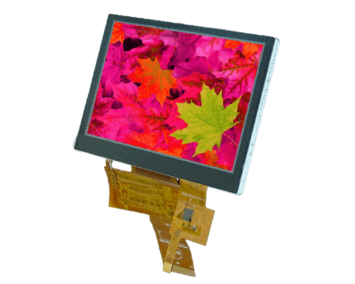 """4.8"""" 480x272 TFT Graphic Display with PCAP touch screen"""