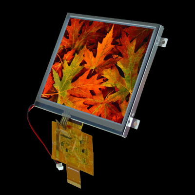"""5.7"""" 320x240 TFT Graphic Display with resistive touch screen"""