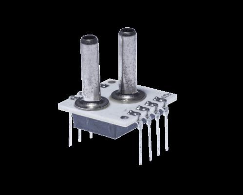 Pressure sensor, Differential, I2C out, 102mmH2O