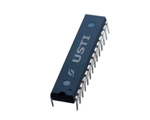 USTI Sensor to Digital Transducer serial, SPI and I2C Interface