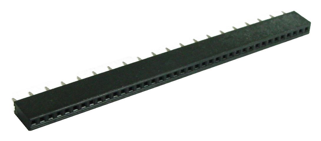 1x20 socket 2.54mm pitch EA B254-20