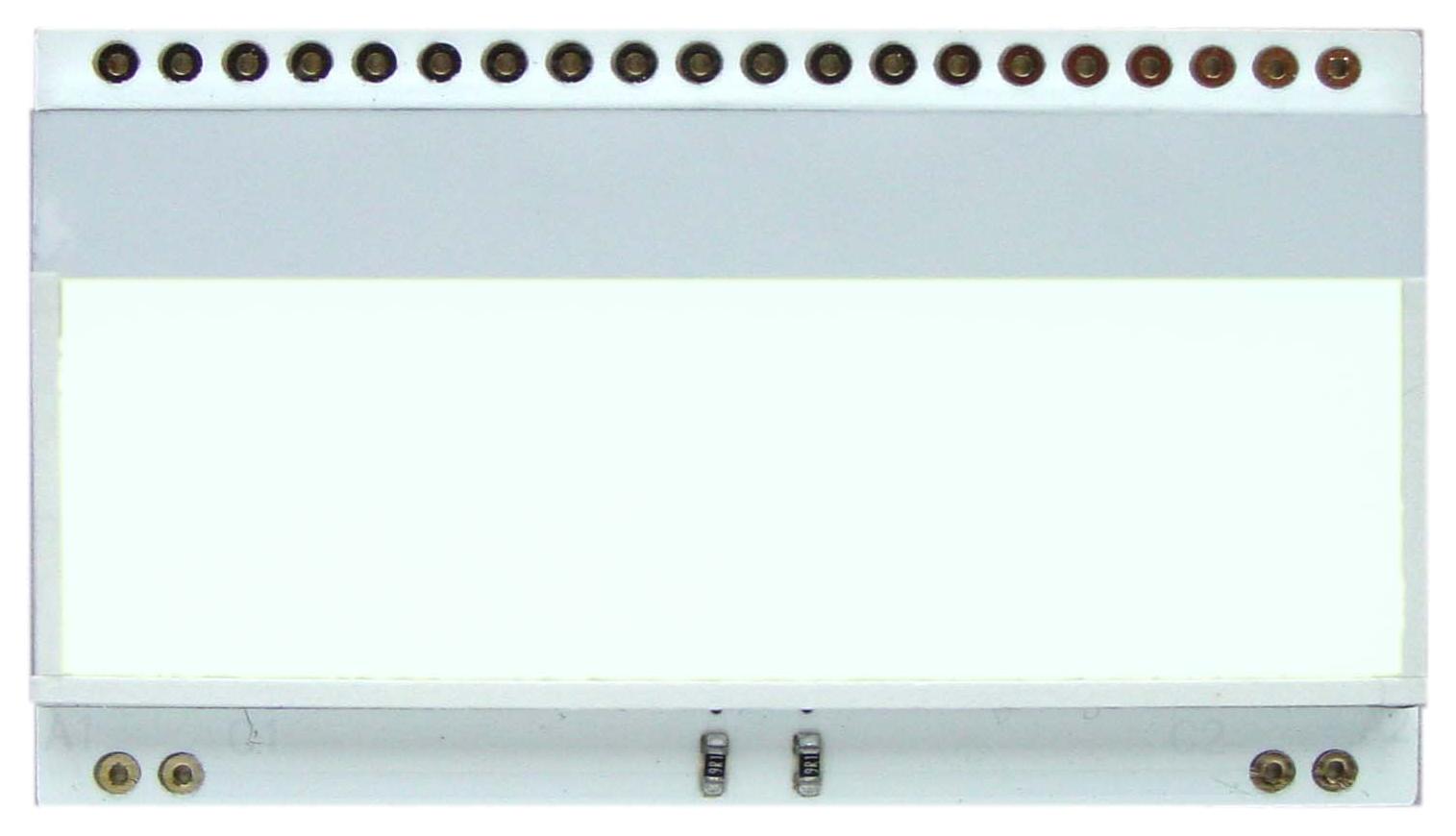 LED backlit WHITE for EA DOGM018,162,163,132