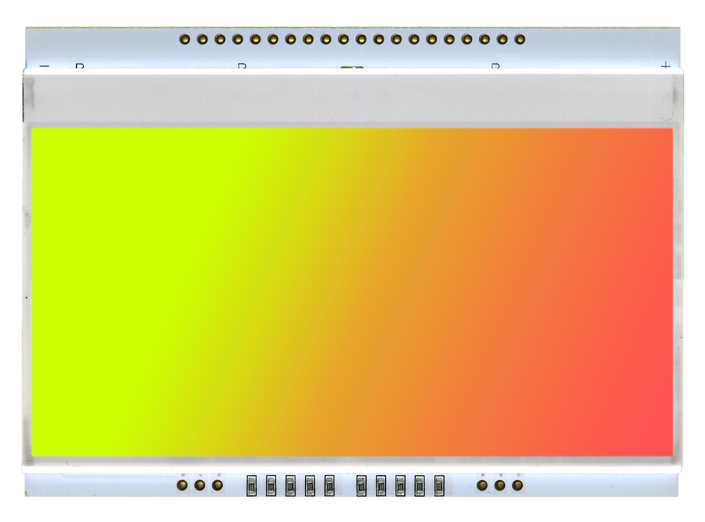 LED backlight (2 colours GRA) for EA DOGXL240-7