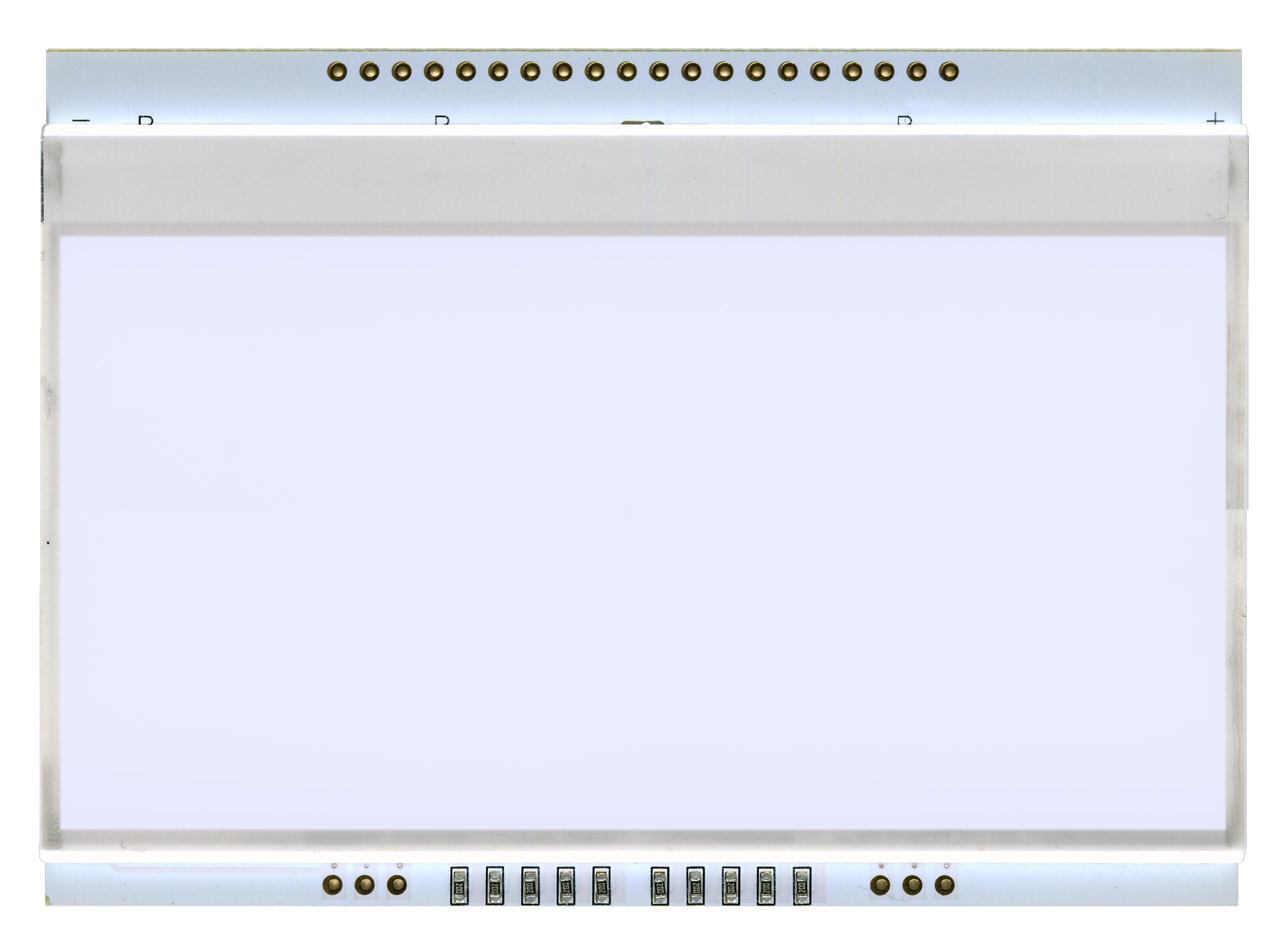 LED backlit unit WHITE for EA DOGXL240-7