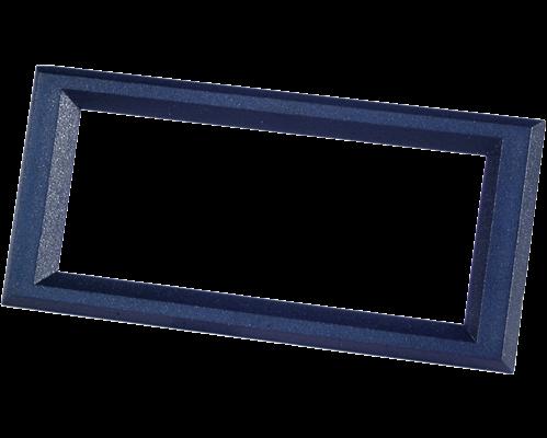 Bezel 75.0x24.2mm (4x20)