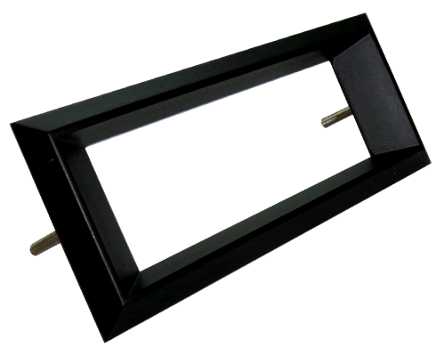 Bezel 62.5x22.6mm