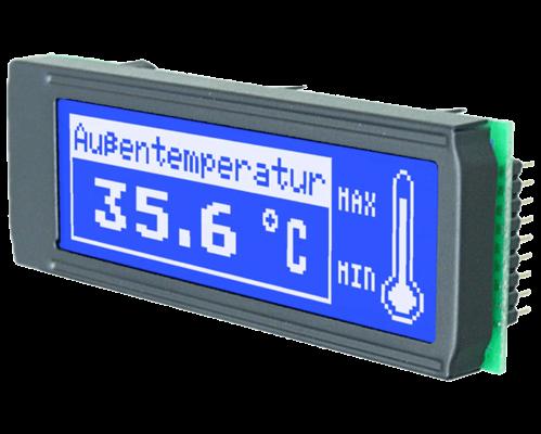 32x122 DIP Graphic Display