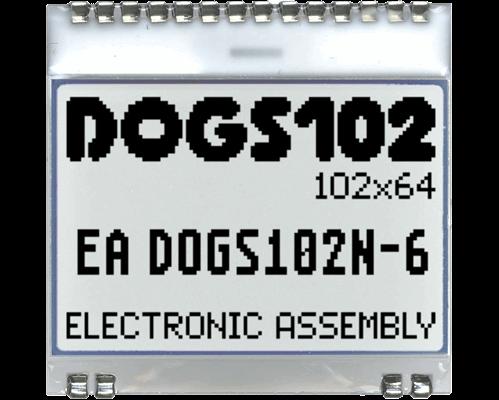102x64 DOG Graphic Display