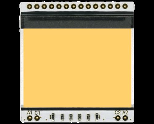 LED backlight AMBER for EA DOGS102-6