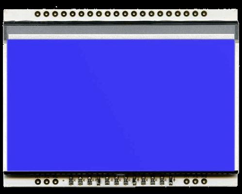 LED backlit BLUE unit for EA DOGL128-6