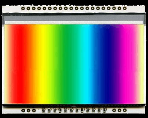 LED backlight (3 colours RGB) for EA DOGL128-6