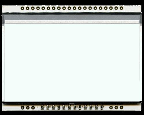 LED backlit unit WHITE for EA DOGL128-6