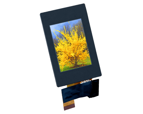 """2.0"""" 320x240 TFT-IPS Graphic Display with PCAP touch screen"""