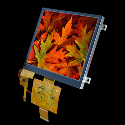 """5.7"""" 320x240 TFT Graphic Display with PCAP touch screen"""