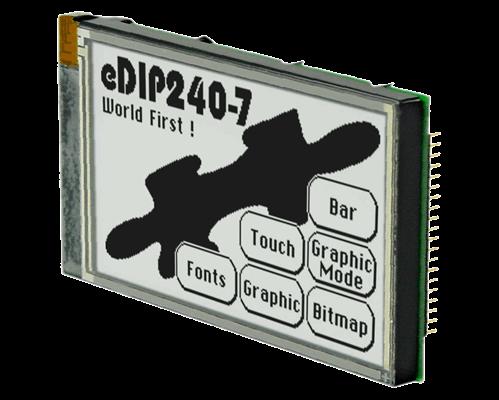 "4.2"" eDIP Intelligent Graphic Display"