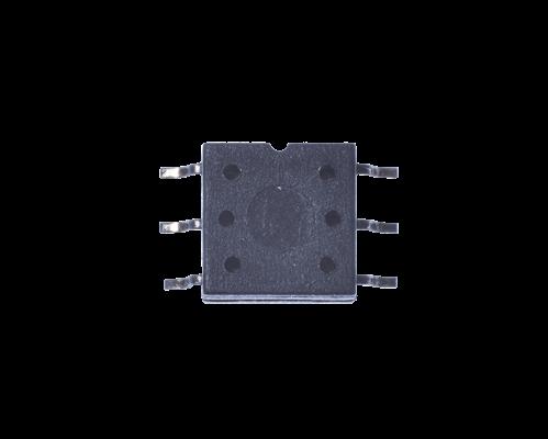 Pressure sensor, Absolute, Bridge out, SMD, 15 PSI
