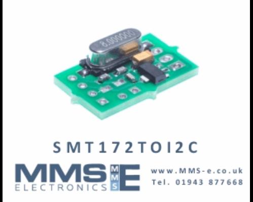 SMT172 to I2C Converter board SMTAS02I2C
